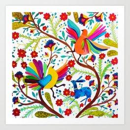 amate 1 Art Print