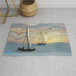 Sailing I Rug