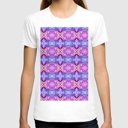 Purple Treasure Kaleidoscope T-shirt