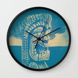 Ku #1 Wall Clock