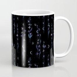 Greeting the Moon - Matthiola Coffee Mug