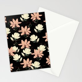 Spring is Here Magnolia Bloom Stationery Cards
