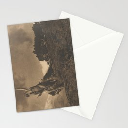 Soul of the Blasted Pine, Anne Brigman, 1908 Stationery Cards