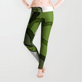 Turtle Green Leggings