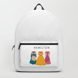 Halmilton an musical Backpack
