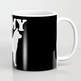 I love my Norwegian Elkhound Coffee Mug