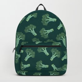 Broccoli color Backpack