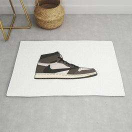 Jordan 1 Retro High Cactus Jack Rug