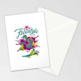 Freestyle Stationery Cards