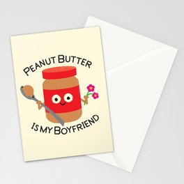 Don't Be Jelly Stationery Cards