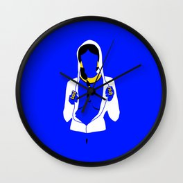 Jasmine: the bad, the rich, the bitch. Wall Clock