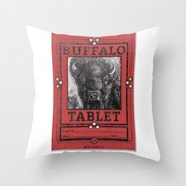 BUFFALO FACTORY Tablet Throw Pillow