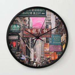 marke Wall Clock