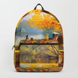 autumn Ha Noi  Backpack