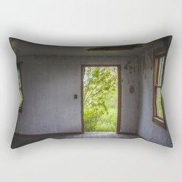 Barkman House, Arena, North Dakota 3 Rectangular Pillow