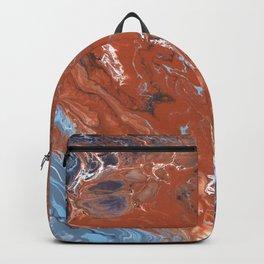 Orange Generosity Backpack