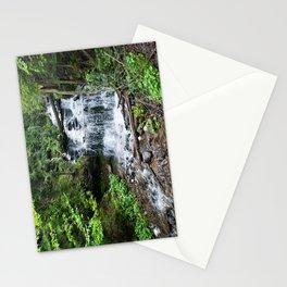 Wagner Falls, Munising, Michigan Stationery Cards
