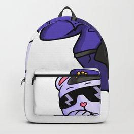 Police security Gangster Kids Bear Gift Backpack