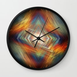 New World Hypostasis: Five Wall Clock