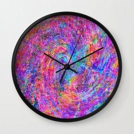 Interference Wall Clock