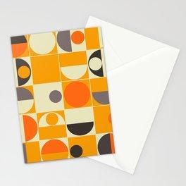 PANTON ORANGE Stationery Cards