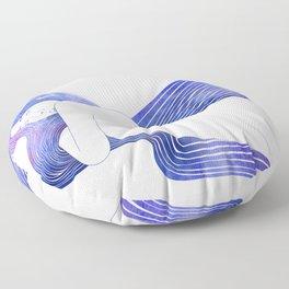 Nereid XCVI Floor Pillow
