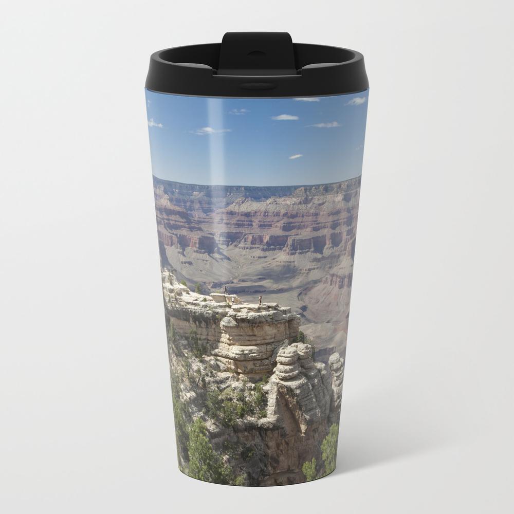 Grand Canyon Metal Travel Mug by Designsdeborah MTM7738873