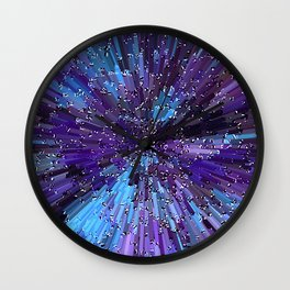 Hero Sparks Wall Clock