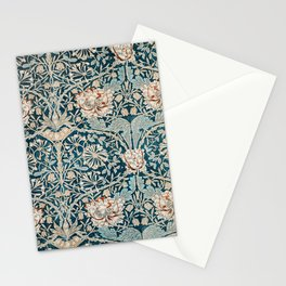 William Morris Honeysuckle pattern 1876 Stationery Cards