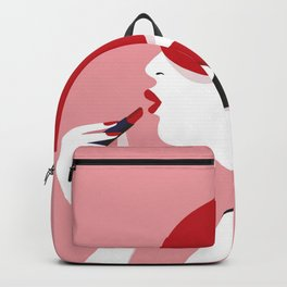 Lipstick Backpack