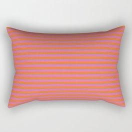 1970's low brow funk Rectangular Pillow