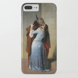 The Kiss (Il Bacio) - Francesco Hayez 1859 iPhone Case