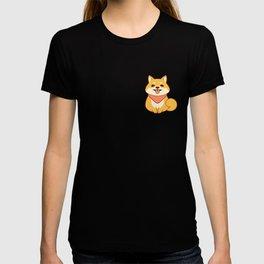 Good boy Shiba Inu T-shirt