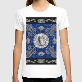 Medusa Panel Blue T-shirt