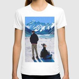 Yoonmin on Vacation T-shirt