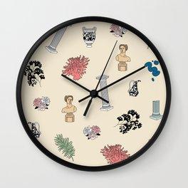 MEU AMOR Wall Clock