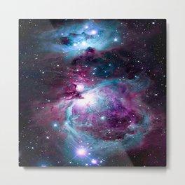 Dark Unicorn Orion Nebula Metal Print