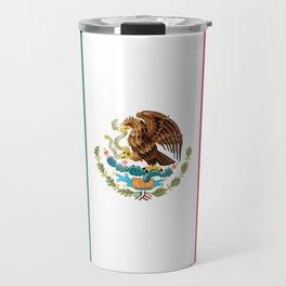 Flag of Mexico, Mexican Flag Travel Mug