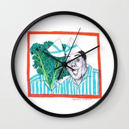 Kenan and Kale. Wall Clock