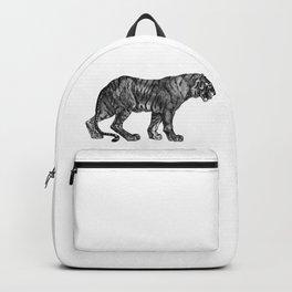 Fierce Tiger Prowling Backpack