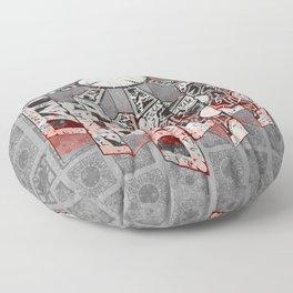 Hellraiser Puzzlebox D Floor Pillow