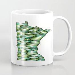 Minnesota Green Mug Coffee Mug