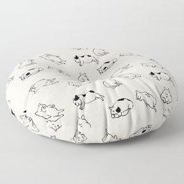 More Sleep Frenchie Floor Pillow