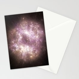 Outburst in Space Stationery Cards