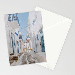 Mykonos II / Greece Stationery Cards