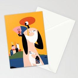 a  y  o Stationery Cards