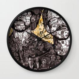 Coens Wall Clock