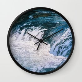 Yoshida Hiroshi - Torrent - Digital Remastered Edition Wall Clock