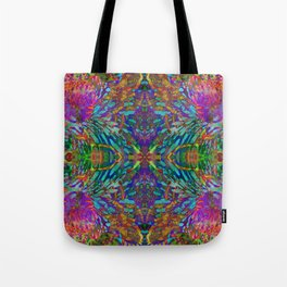 Buddha 5 geometry III Tote Bag