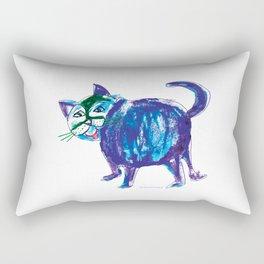 Fat cat 1 Rectangular Pillow